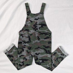 Childhoods Camo Overalls Size 4T